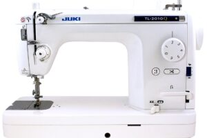 Juki TL-2010Q 1 portable sewing machine